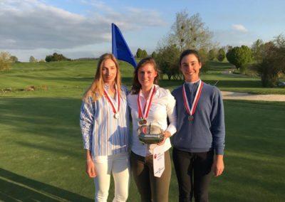 Pilar von Heynitz gewinnt klar die Swiss University Sports Meisterschaften