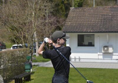 Swiss Golf National Event U14 – 3. Rang für Finley Gastrau