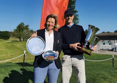 Titel für Andreas Bauer bei  den Swiss Golf Open Championship 50+ Men