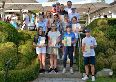 Swiss Golf National Event U14